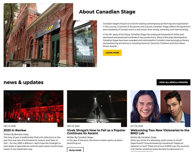 Canadian Stage