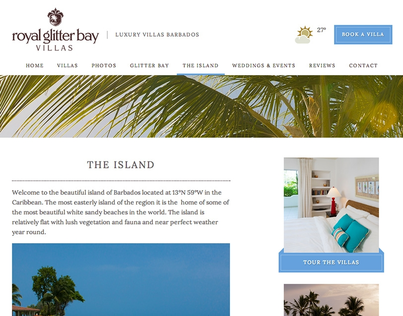 Royal Glitter Bay Villas