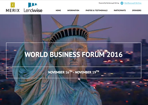 Merix World Business Forum