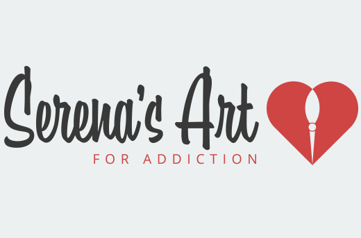 serenas art for addiction